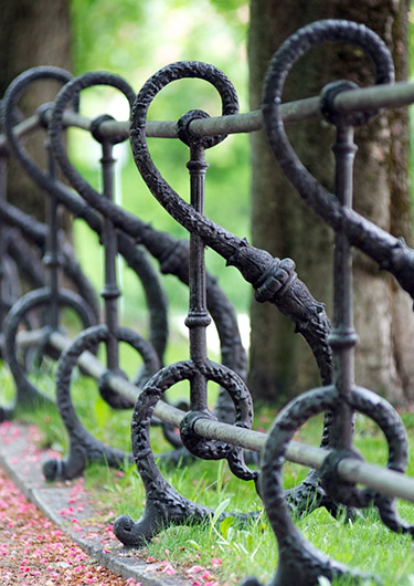 metalisteria hogar hierro inox barcelona comprar reja valla