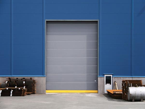 puertas para naves industriales barcelona